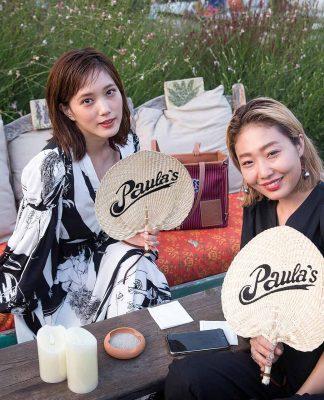 Las influencers japonesas Thubasa y Amina.