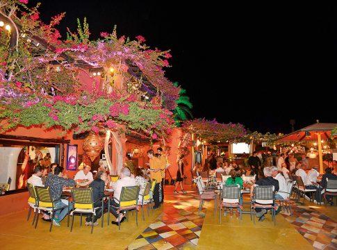 Cenar y bailar, un combo memorable   Day and Night