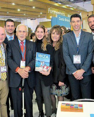 La Guía en la world travel market | Day and Night